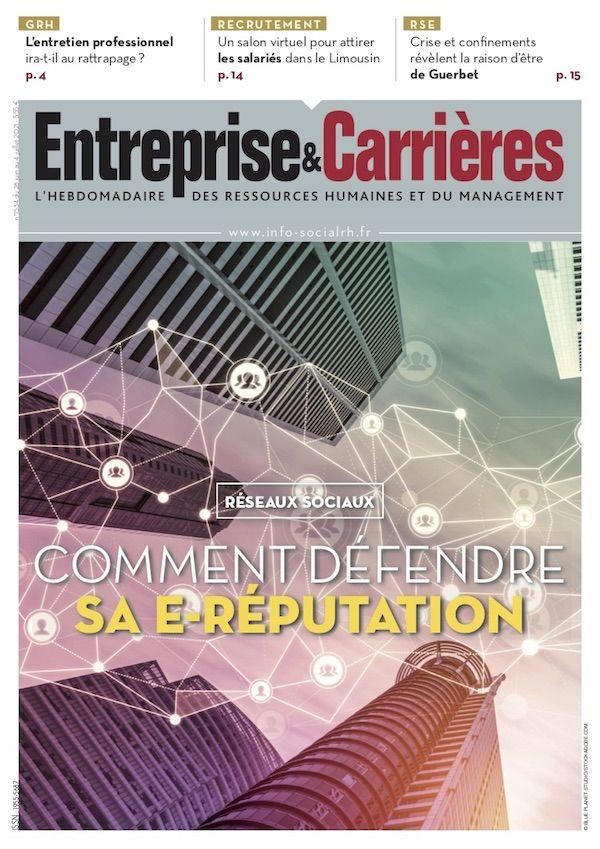 Couverture magazine n° 1534