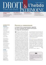 Sommaire n°1287
