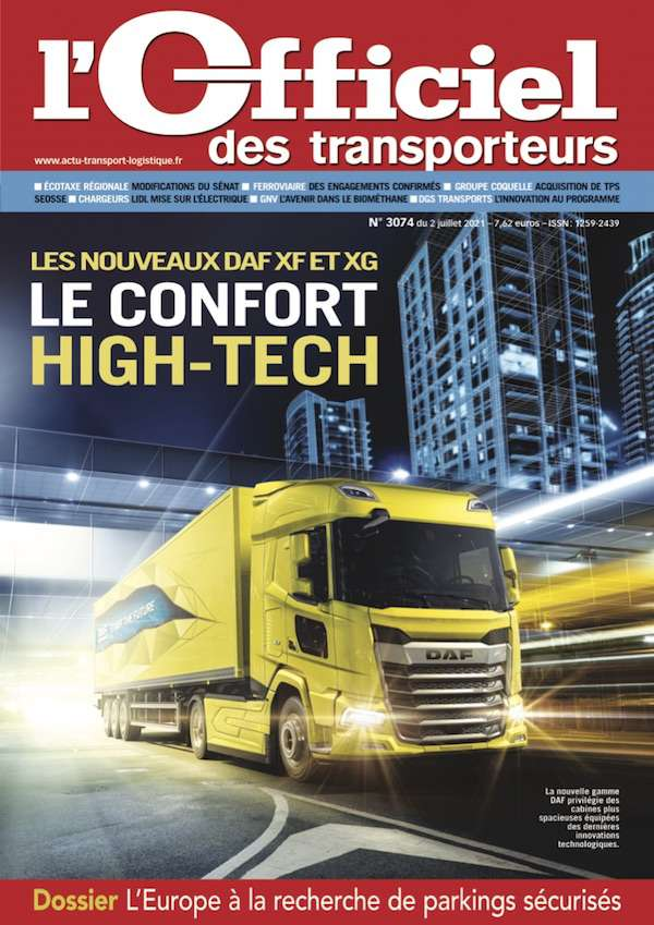 Couverture magazine n° 3074