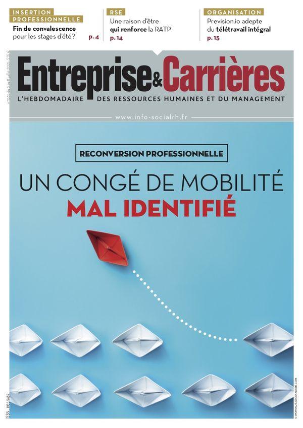 Couverture magazine n° 1535