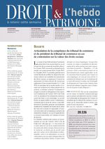 Sommaire n°1291