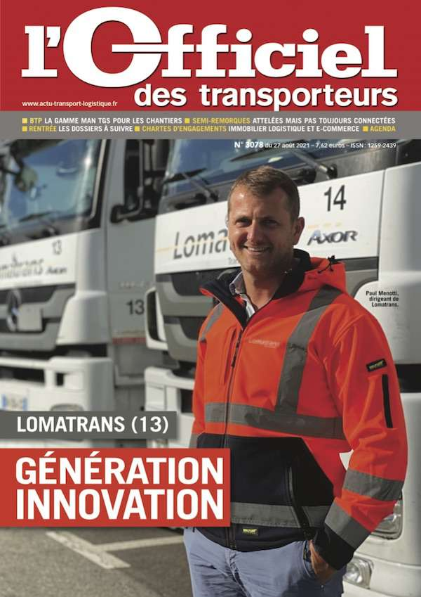 Couverture magazine n° 3078