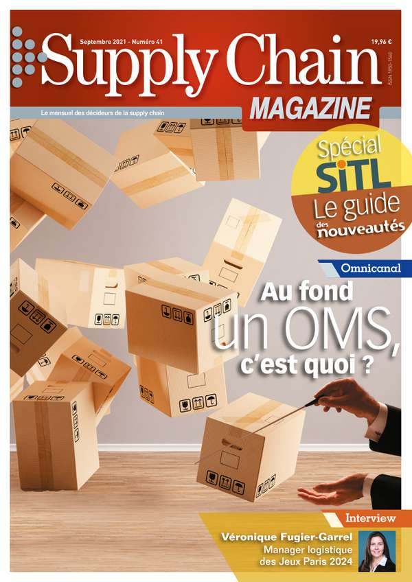 Couverture Supply Chain