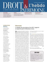 Sommaire n°1292