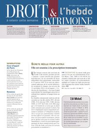 Sommaire n°1293