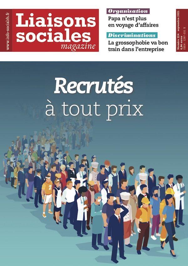 Couverture magazine n° 224