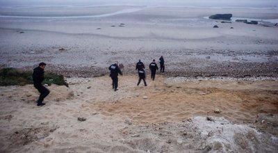 Départs en bateaux: sur les plages de la côte d'Opale, le danger guette les exilés