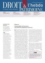 Sommaire n°1294
