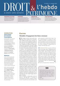 Sommaire n°1297