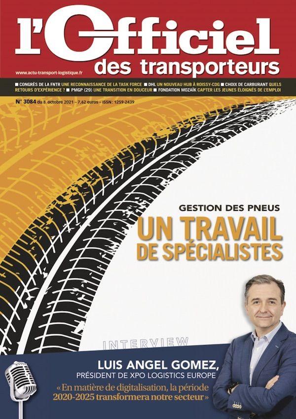 Couverture magazine n° 3084