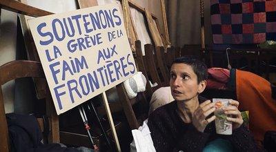 A Calais, une grève de la faim pour dénoncer les conditions de vie des exilés