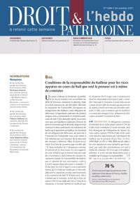 Sommaire n°1299