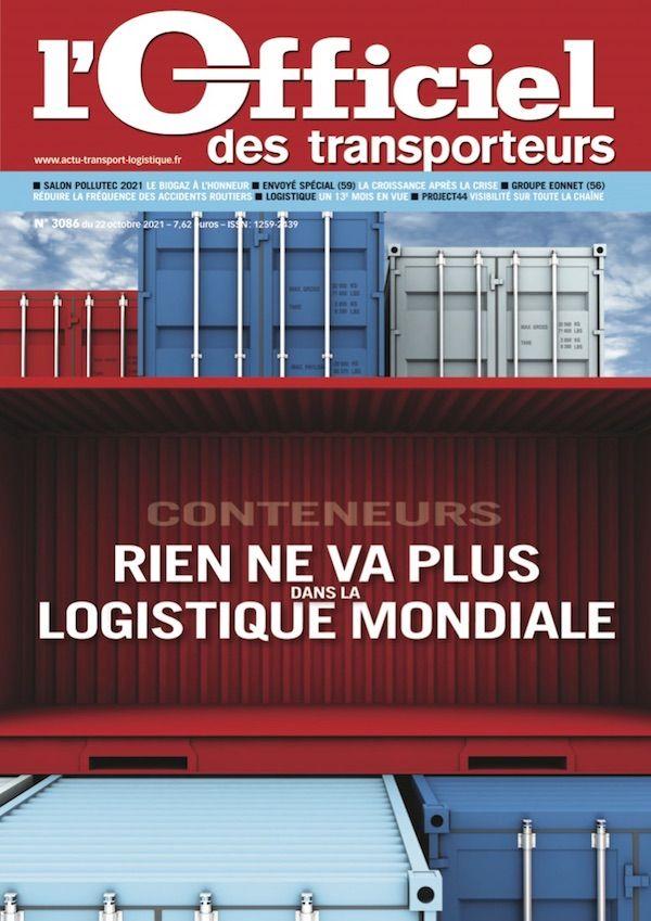 Illustration l'Officiel des Transporteurs